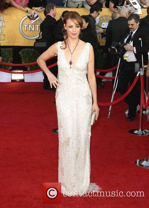 Berenice Bejo  The 18th Annual Screen Actors...