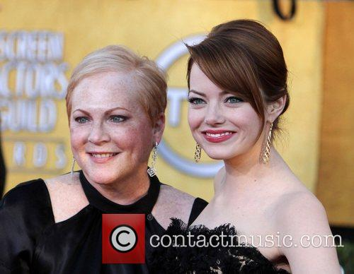Emma Stone and Screen Actors Guild 5