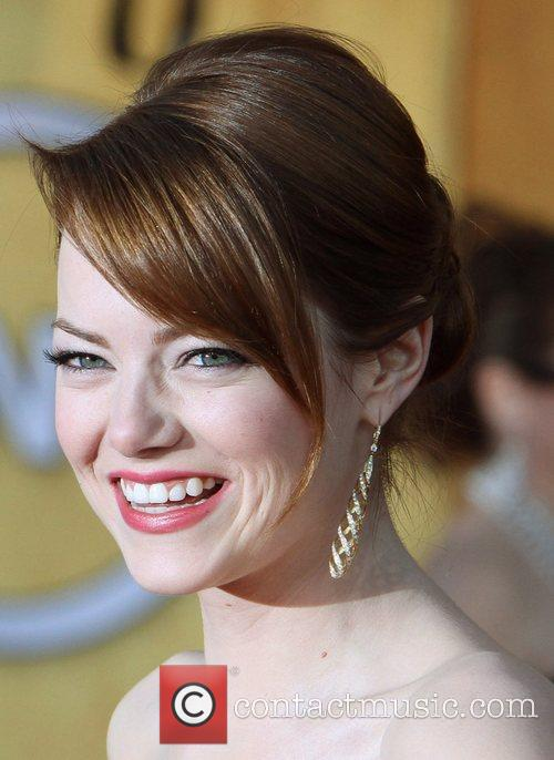 Emma Stone and Screen Actors Guild 6