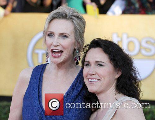 Jane Lynch and Screen Actors Guild 5