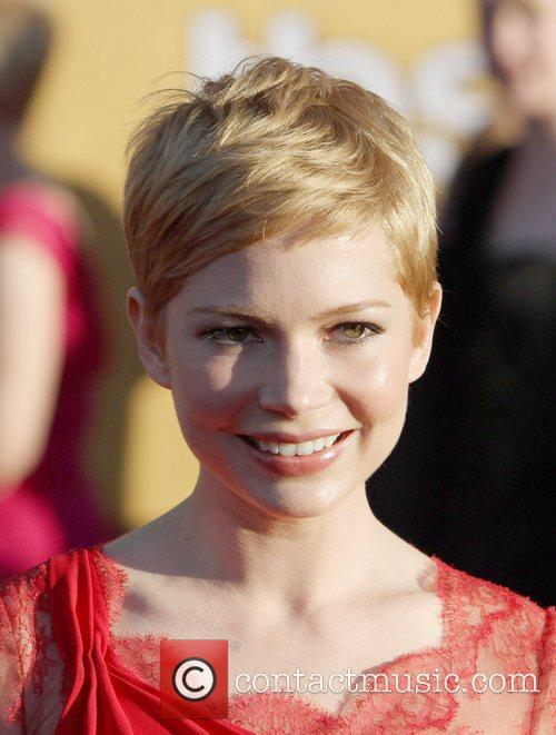 Michelle Williams and Screen Actors Guild 1