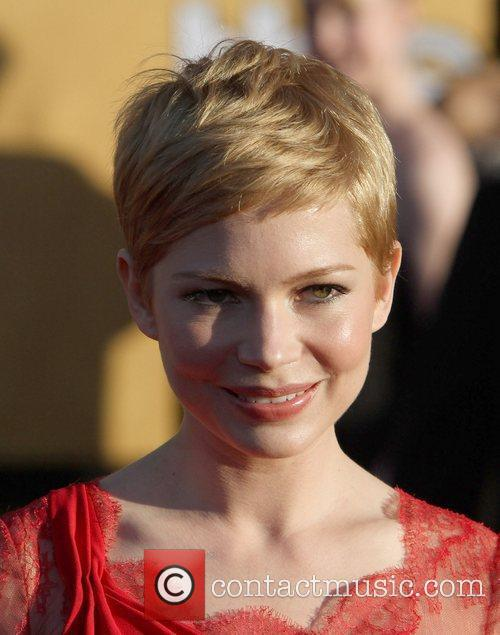 Michelle Williams and Screen Actors Guild 9