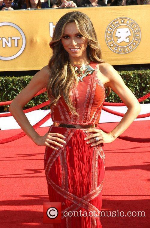 Giuliana Rancic,  at the 18th Annual Screen...