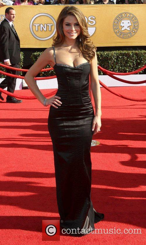 Maria Menounos,  at the 18th Annual Screen...