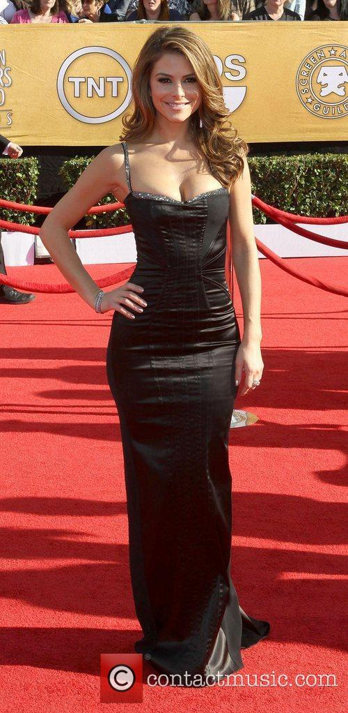 Maria Menounos and Screen Actors Guild 6