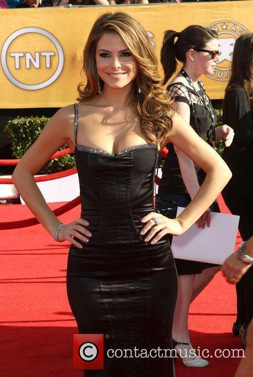 Maria Menounos and Screen Actors Guild 7