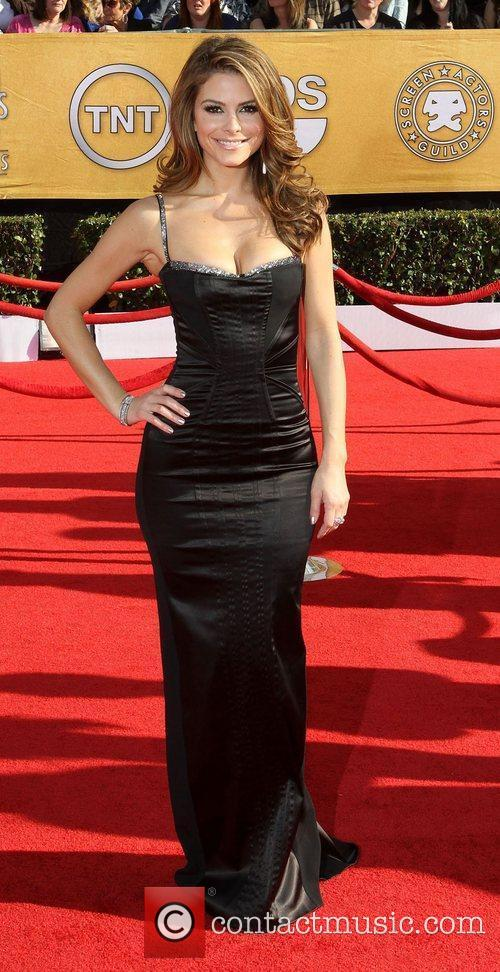 Maria Menounos and Screen Actors Guild 1