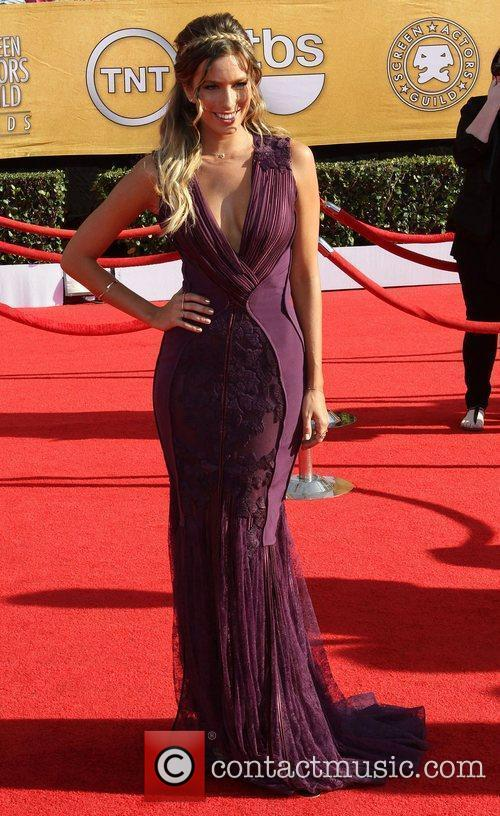 Renee Bargh,  at the 18th Annual Screen...