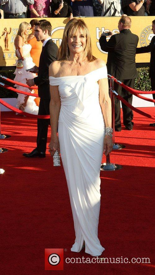 Linda Gray,  at the 18th Annual Screen...