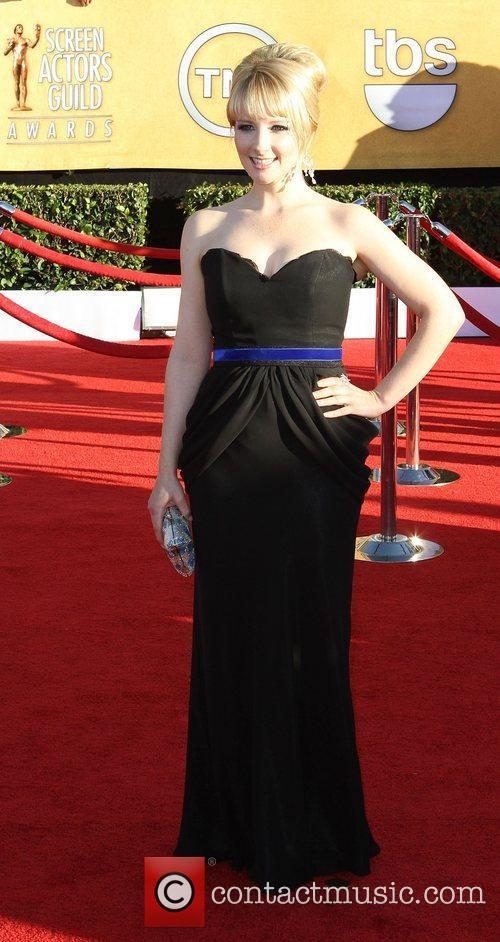 Melissa Rauch and Screen Actors Guild 3
