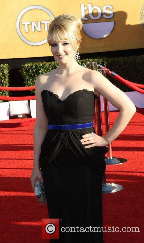 Melissa Rauch and Screen Actors Guild 1