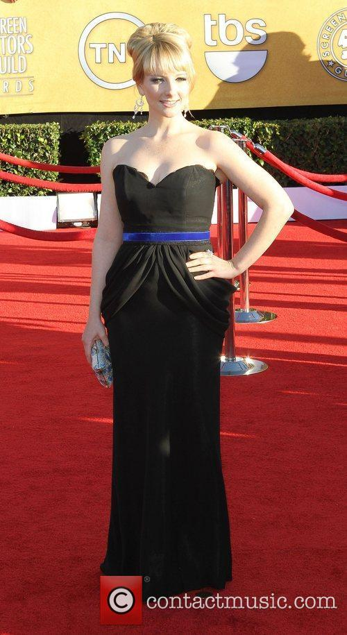 Melissa Rauch and Screen Actors Guild 4