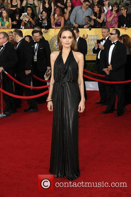 Angelina Jolie,  at the 18th Annual Screen...