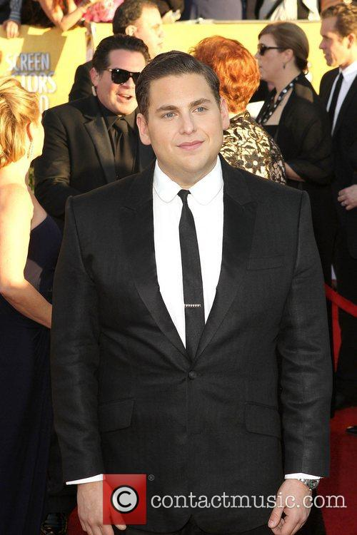 Jonah Hill and Screen Actors Guild 3