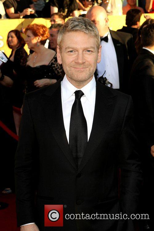 Kenneth Branagh,  at the 18th Annual Screen...
