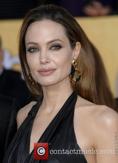 Angelina Jolie  18th Annual Screen Actors Guild...