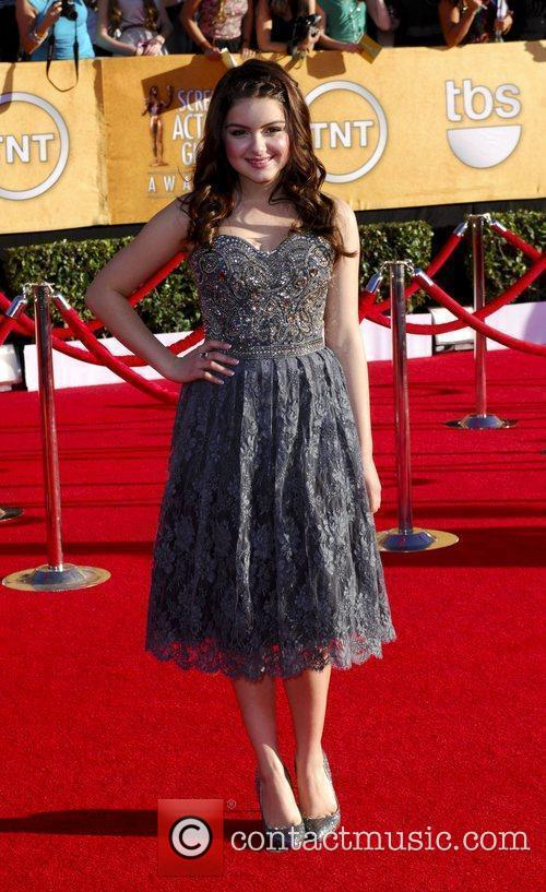 Ariel Winter  18th Annual Screen Actors Guild...