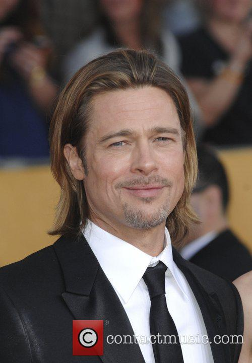 Brad Pitt  18th Annual Screen Actors Guild...