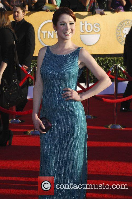 Ellie Kemper  18th Annual Screen Actors Guild...
