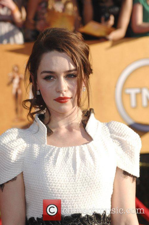 Emilia Clarke  18th Annual Screen Actors Guild...