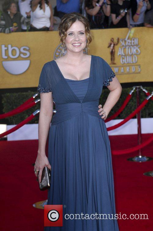 Jenna Fischer  18th Annual Screen Actors Guild...