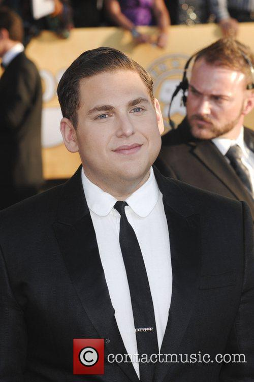 Jonah Hill and Screen Actors Guild 2