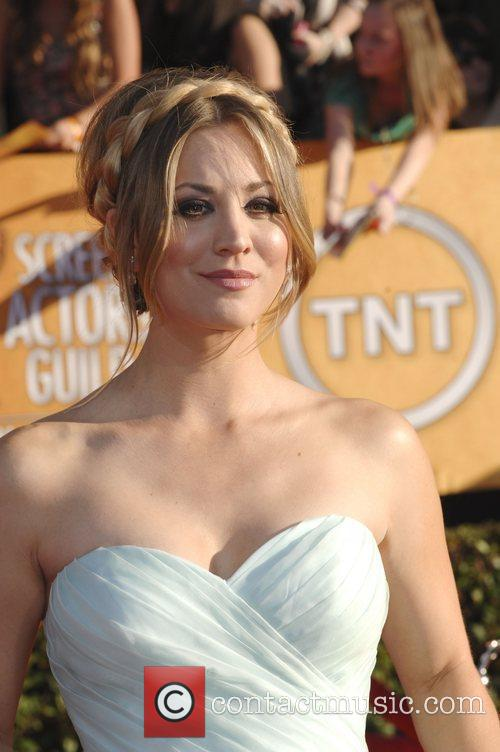 Kaley Cuoco  18th Annual Screen Actors Guild...