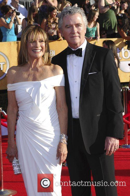 Linda Gray, Patrick Duffy  18th Annual Screen...