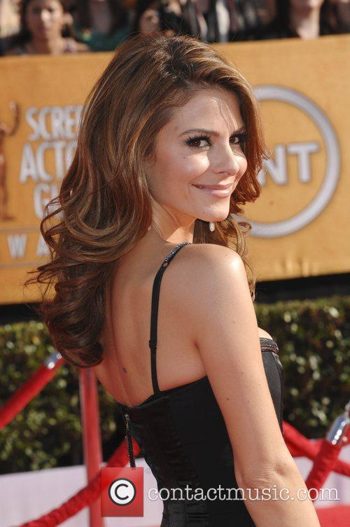 Maria Menounos and Screen Actors Guild 3