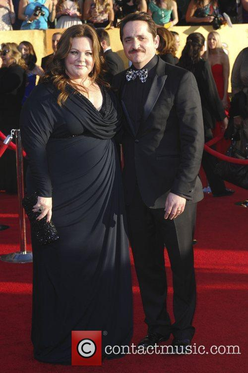 Melissa McCarthy, Ben Falcone  18th Annual Screen...