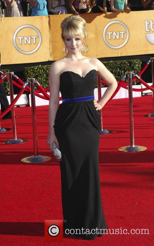 Melissa Rauch and Screen Actors Guild 2