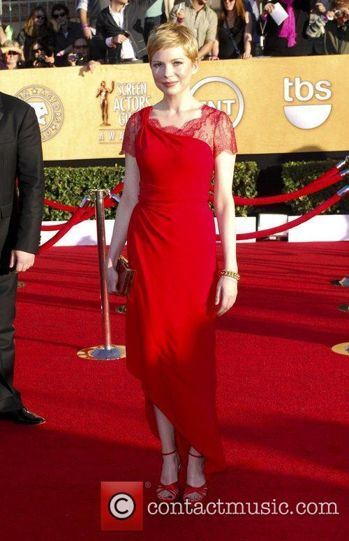 Michelle Williams  18th Annual Screen Actors Guild...