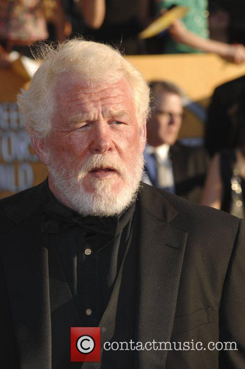 Nick Nolte 18th Annual Screen Actors Guild Awards...