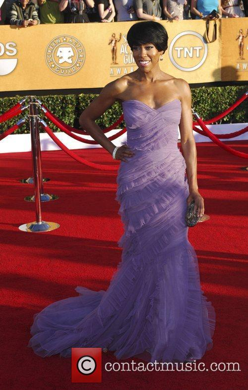 Regina King  18th Annual Screen Actors Guild...