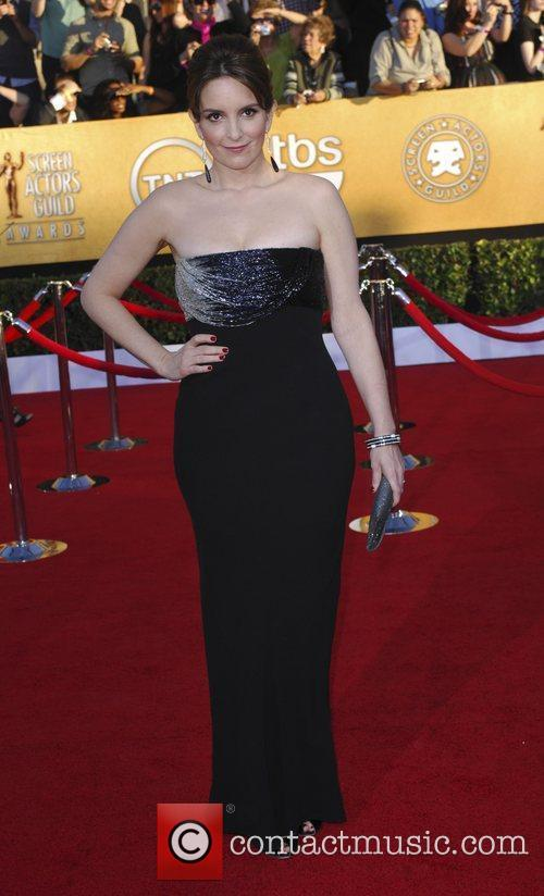 Tina Fey  18th Annual Screen Actors Guild...