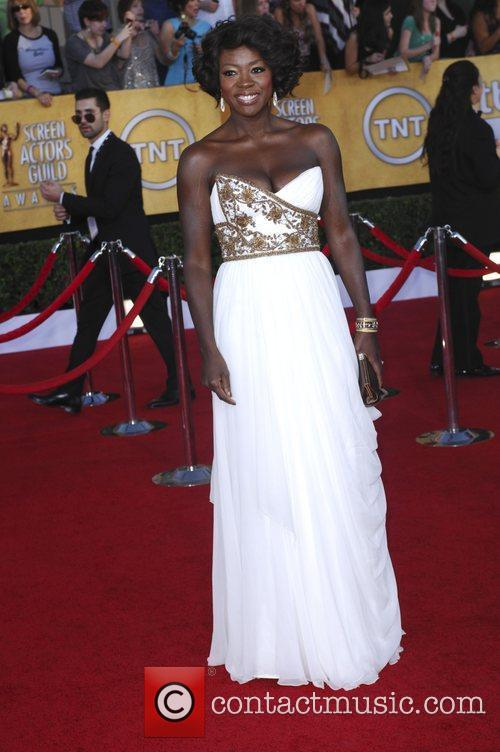 Viola Davis  18th Annual Screen Actors Guild...