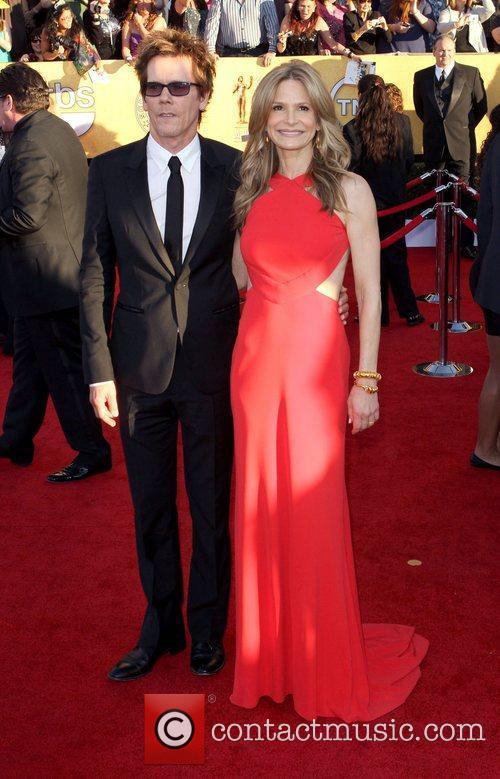 Kevin Bacon, Kyra Sedgwick and Screen Actors Guild 3