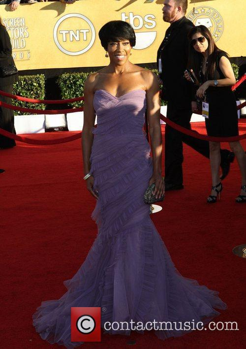 Regina King  The 18th Annual Screen Actors...