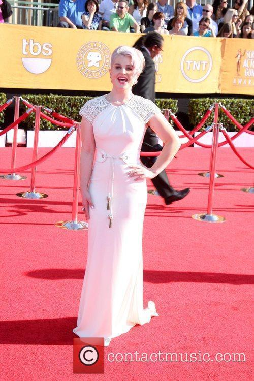 Kelly Osbourne The 18th Annual Screen Actors Guild...
