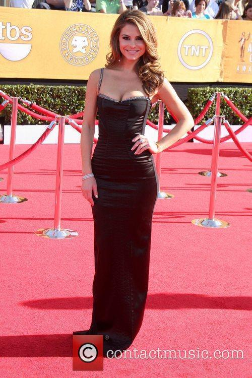 Maria Menounos and Screen Actors Guild 9