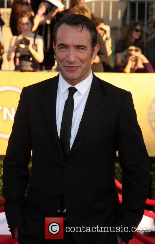 Jean Dujardin The 18th Annual Screen Actors Guild...