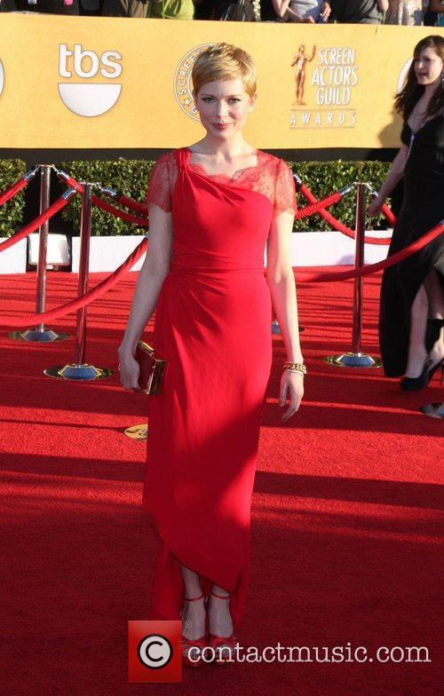 Michelle Williams and Screen Actors Guild 8
