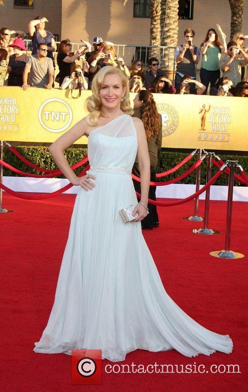 Angela Kinsey The 18th Annual Screen Actors Guild...