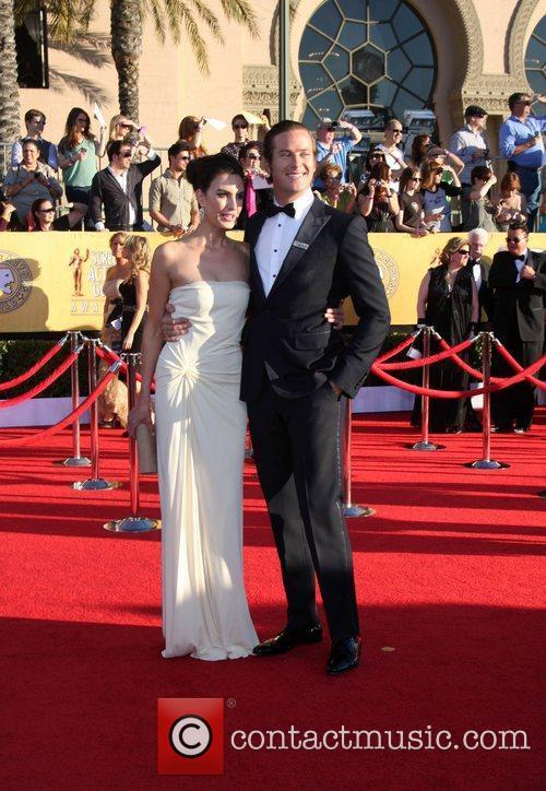 Armie Hammer and Screen Actors Guild 2