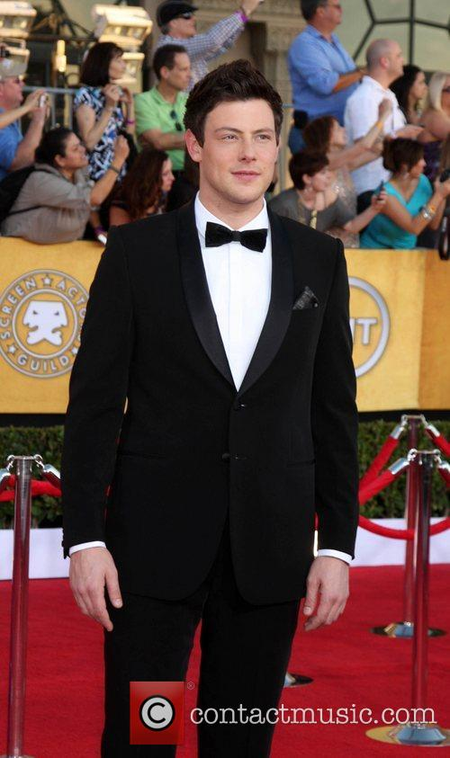 Cory Monteith and Screen Actors Guild 6