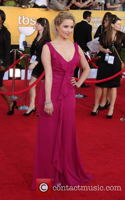 Dianna Agron The 18th Annual Screen Actors Guild...