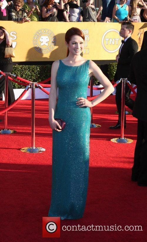 Ellie Kemper The 18th Annual Screen Actors Guild...