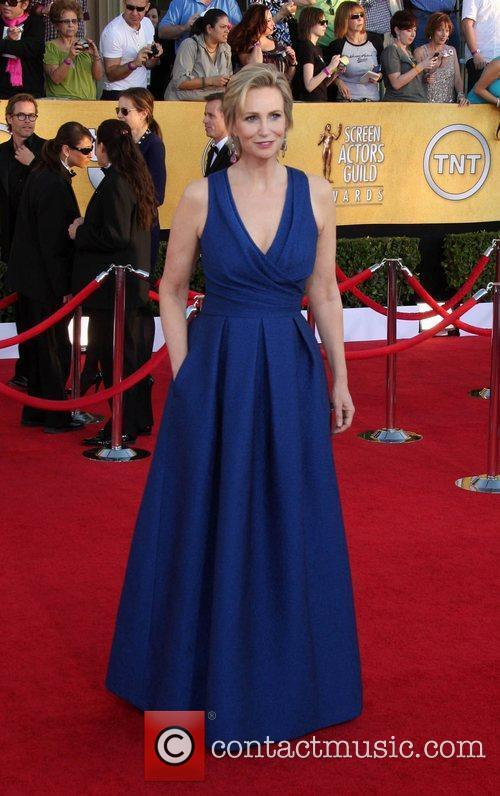 Jane Lynch and Screen Actors Guild 6