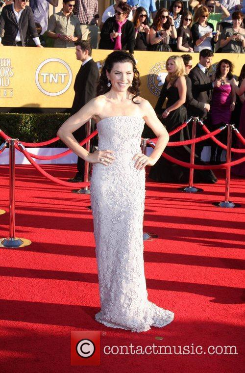 Julianna Margulies The 18th Annual Screen Actors Guild...