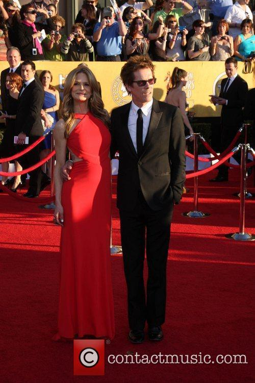 Kyra Sedgwick, Kevin Bacon and Screen Actors Guild 2